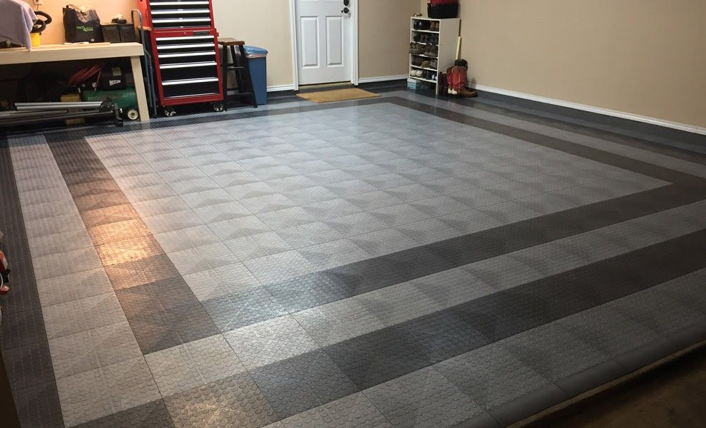 Best representation descriptions Flooring Garage Floor