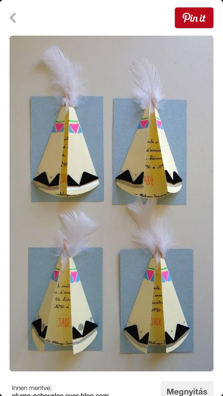 Indianerin, Piratenschiffe, Ehrentag, Einladungskarten, Einladung  Kindergeburtstag, Zelten, Schulmaterial, Zeitreise, Feiern