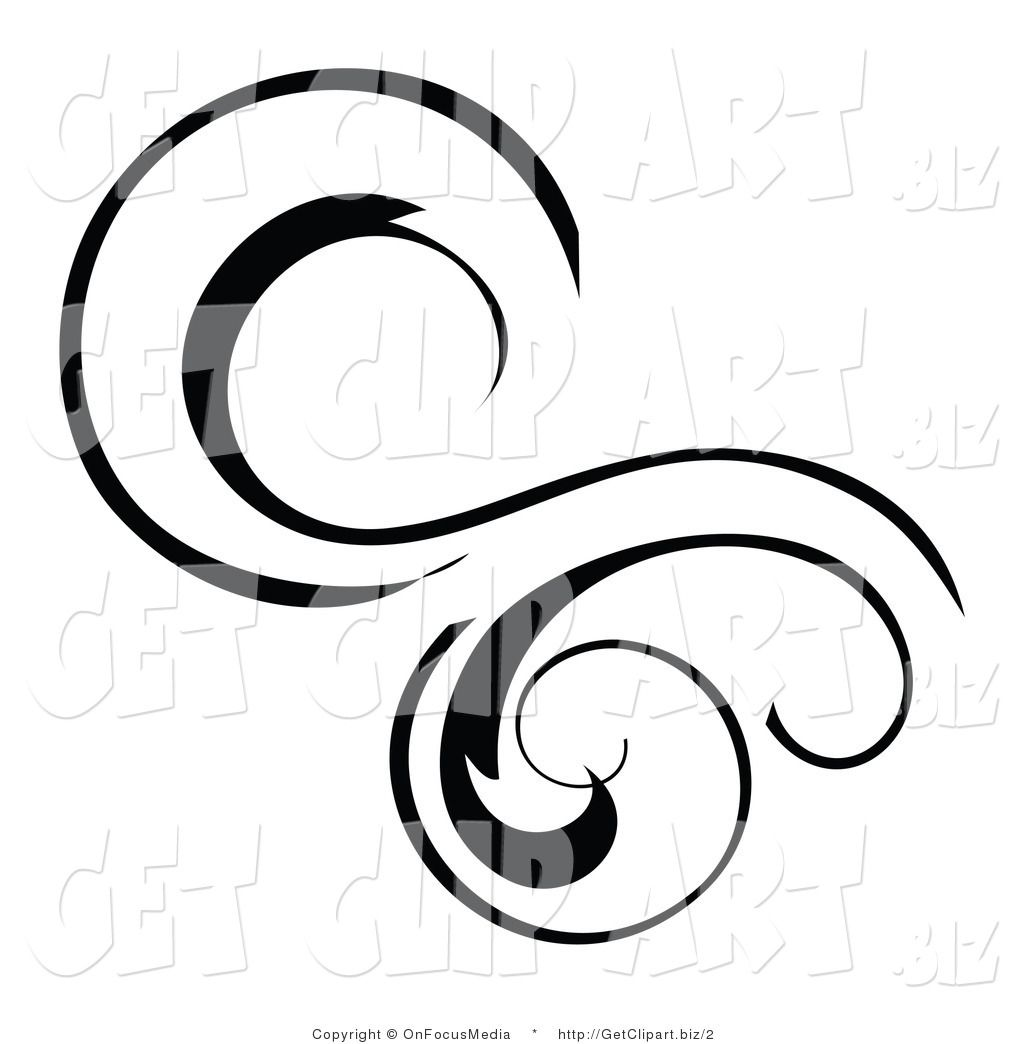 vector clip art of a swirl clipart panda free clipart images rh pinterest com au swirl clip art transparent background swirl clip art transparent background