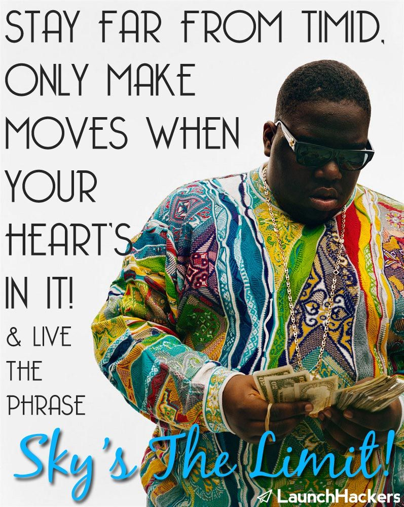 Stay Far From Timid Only Make Moves When Your Hearts In It And