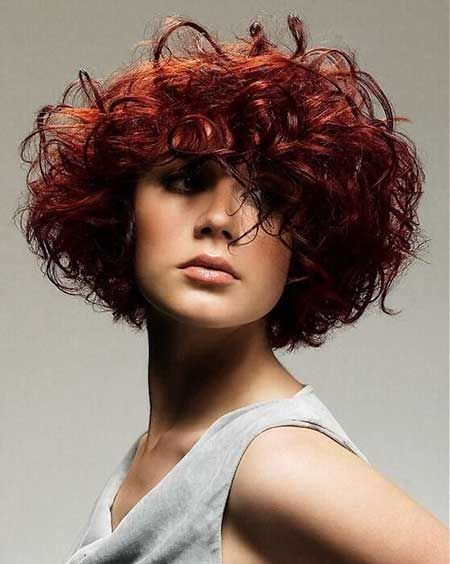 Admirable 1000 Images About Hair On Pinterest Curly Hair Short Curly Hairstyles For Women Draintrainus