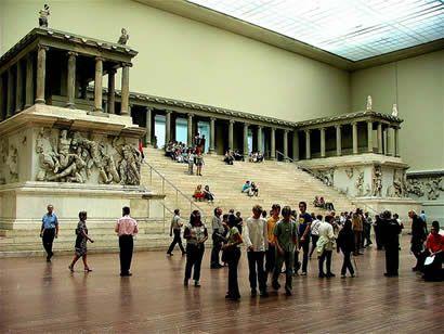 Pergamon Museum Berlin Pergamon Museum Museum Berlin