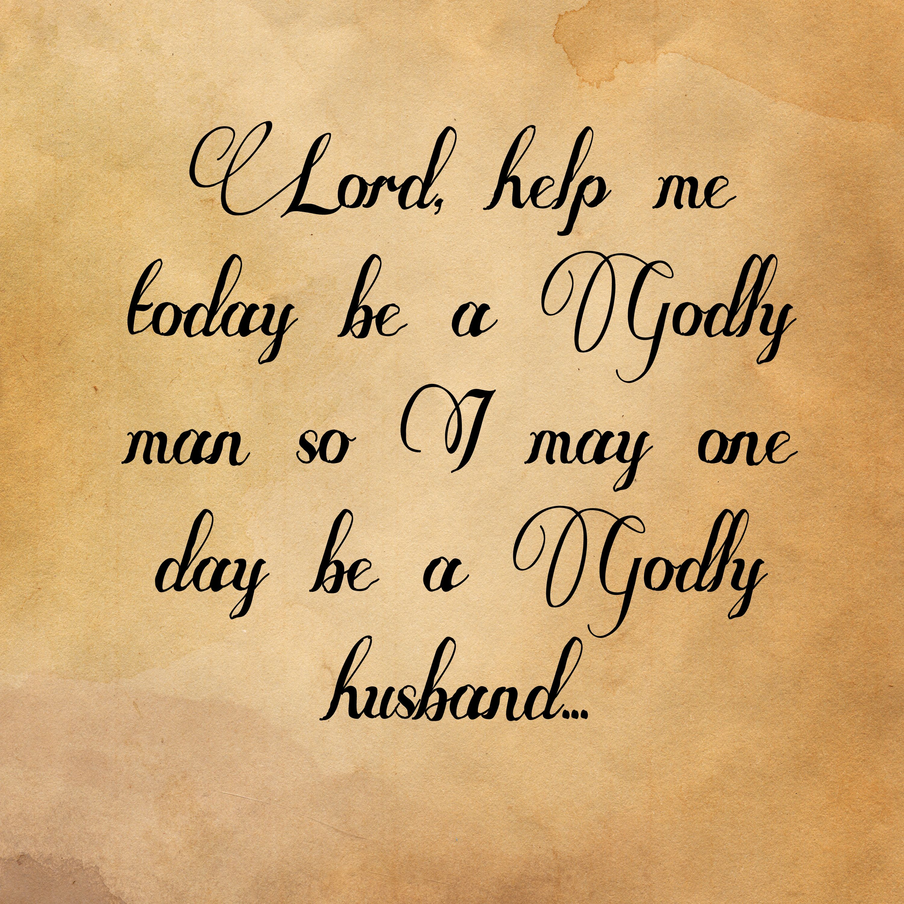 Christian Life Quotes To Be A Godly Man Goals  Pinterest  Godly Man Lord And