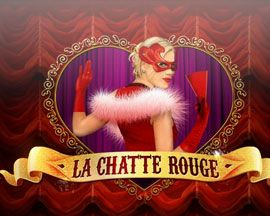 Magician pulls out 9 bunnies in a hat, one of them holds the jackpot! Which one could it be? Choose wisely in La Chatte Rouge's magical rabbit bonus round!