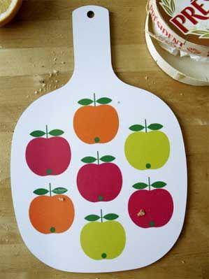 Koloni - Skärbräda Äppelmix