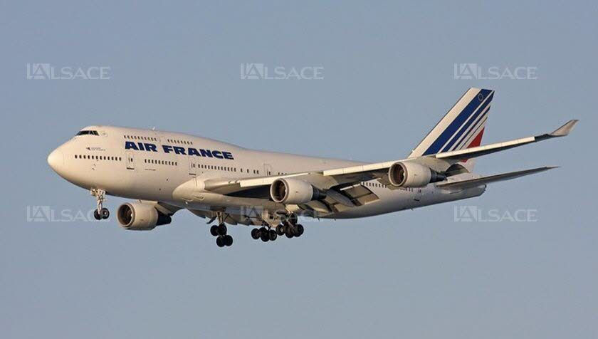 Après plus de 45 ans de service, le Boeing 747 va tirer sa révérence chez Air France. Photo Wikipedia