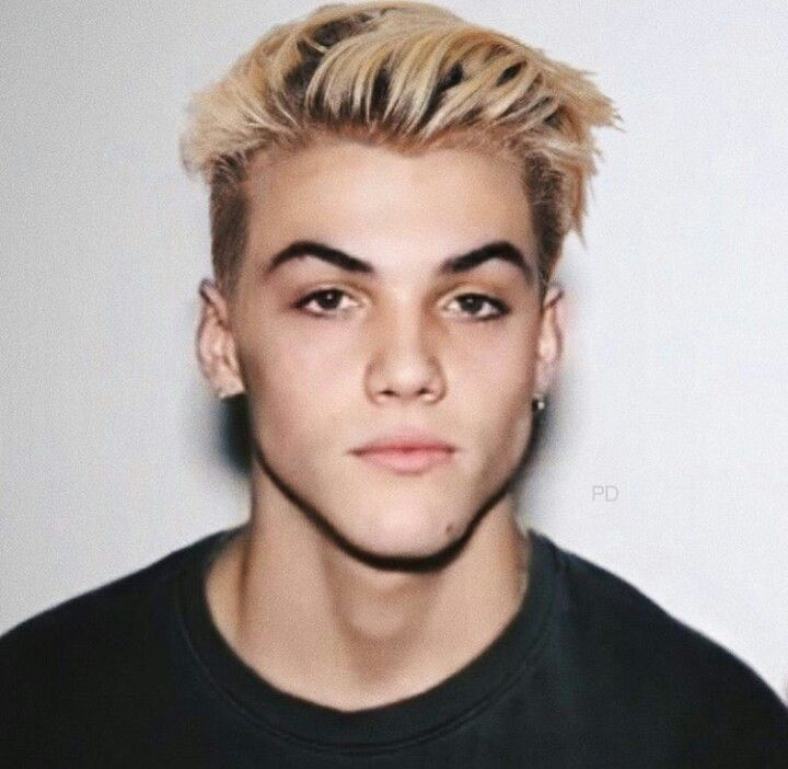 Grayson could for sure pull it off but I love him way too much just the way he is