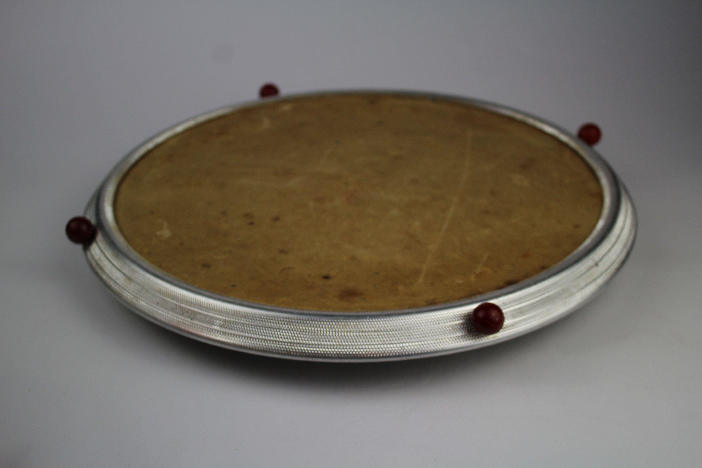 Vintage Soviet Cake Serving Set.