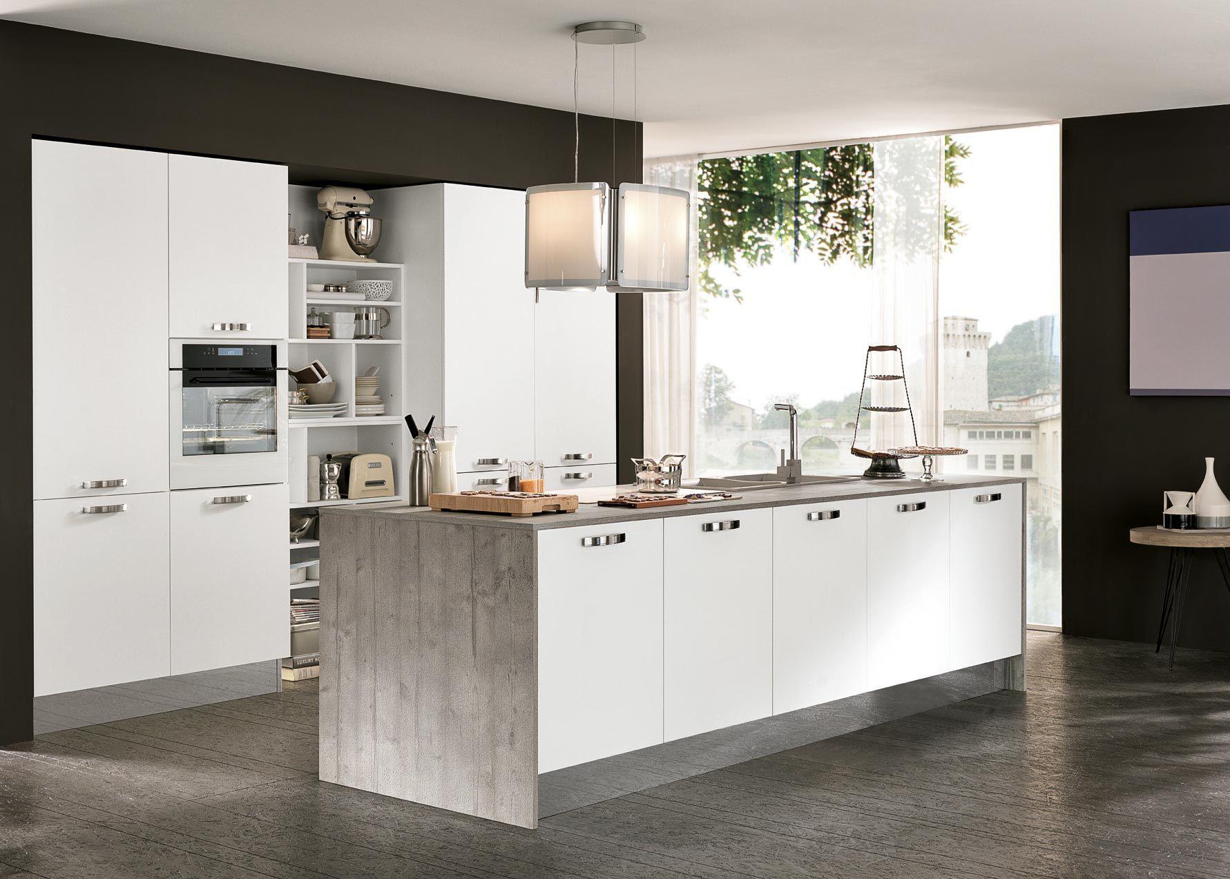 16 photo modern minimalist kitchen design ideas 4   Kitchen room ...