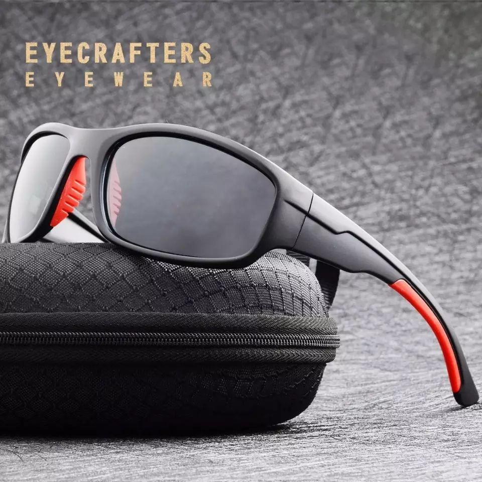 Eyecrafters Optical Brand New Polarized Sunglasses Men Polarized Sunglasses Men Sports Sunglasses Golf Sunglasses