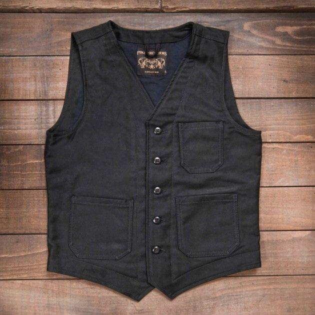 Pike Brothers 1937 Roamer Vest Elephant Skin Mit Bildern Style Bekleidung Manner Outfit Manner Mode