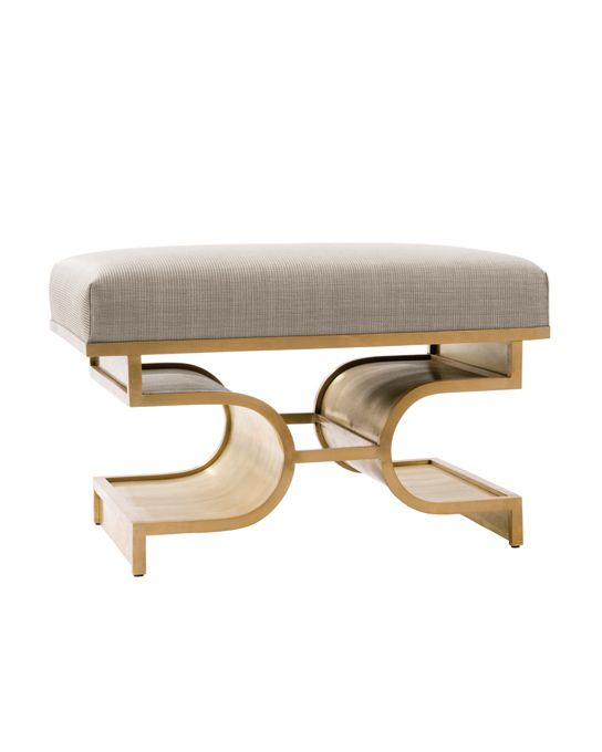 buy carlton bench by sherrill canet madetoorder designer furniture from dering hallu0027s collection of traditional benches
