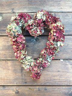 greengarland: Hydrangea wreaths