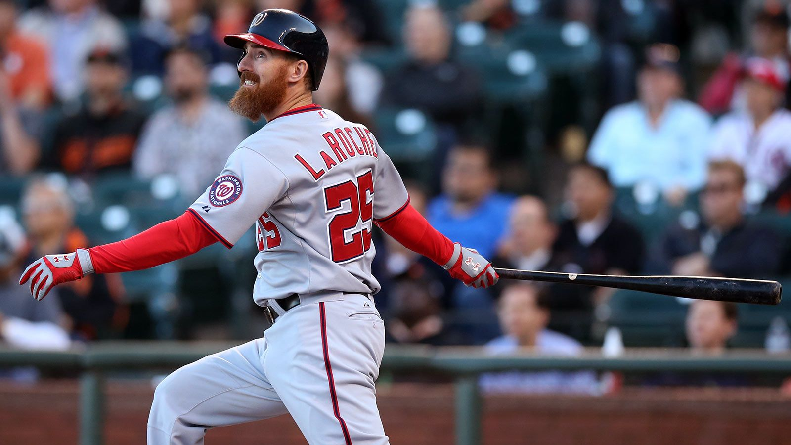 So long Nats! LaRoche agrees to deal with White Sox Adam LaRoche agrees to contract with White Sox