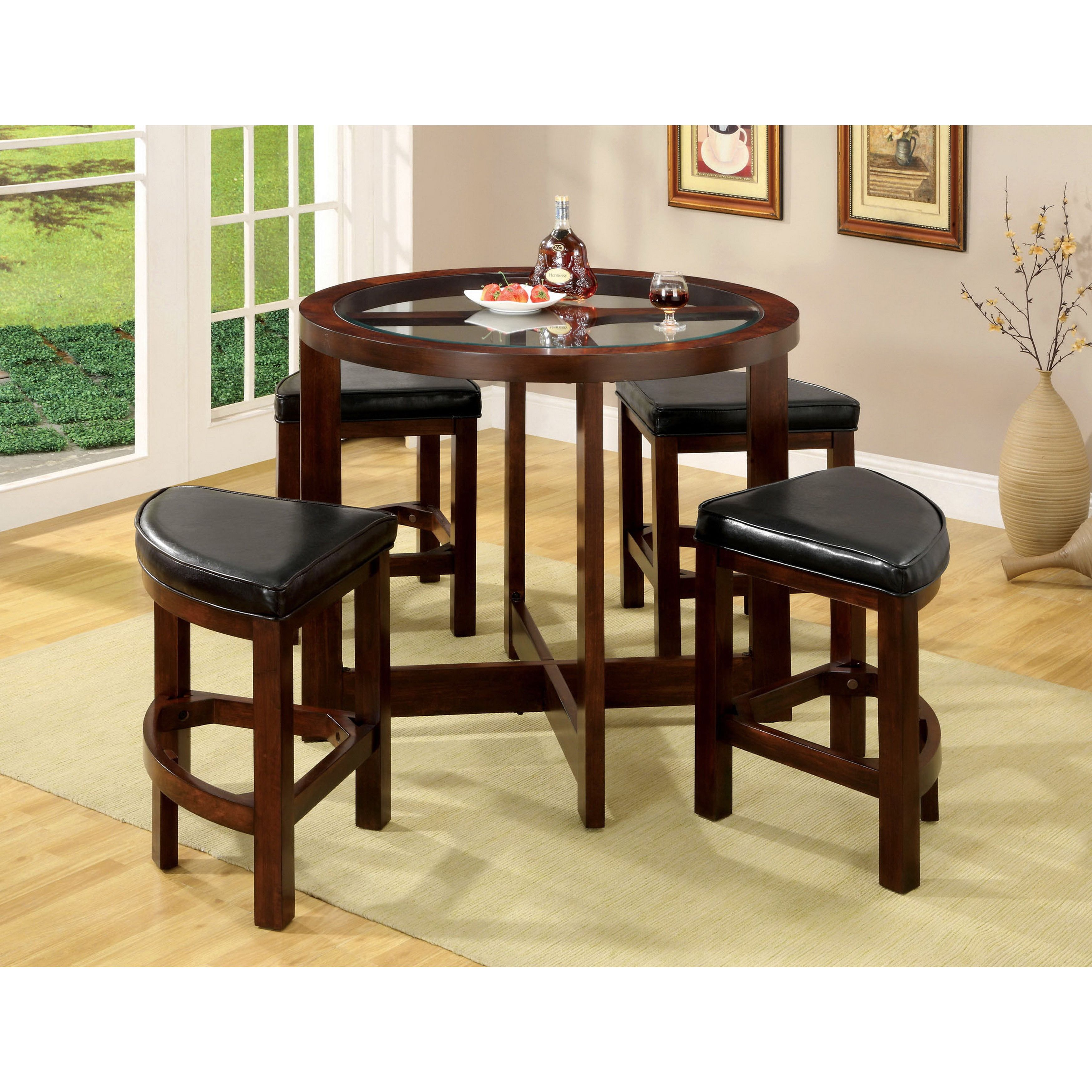 Overstock Com Online Shopping Bedding Furniture Electronics Jewelry Clothing More Pub Table Sets Counter Height Table Sets Round Counter Height Table