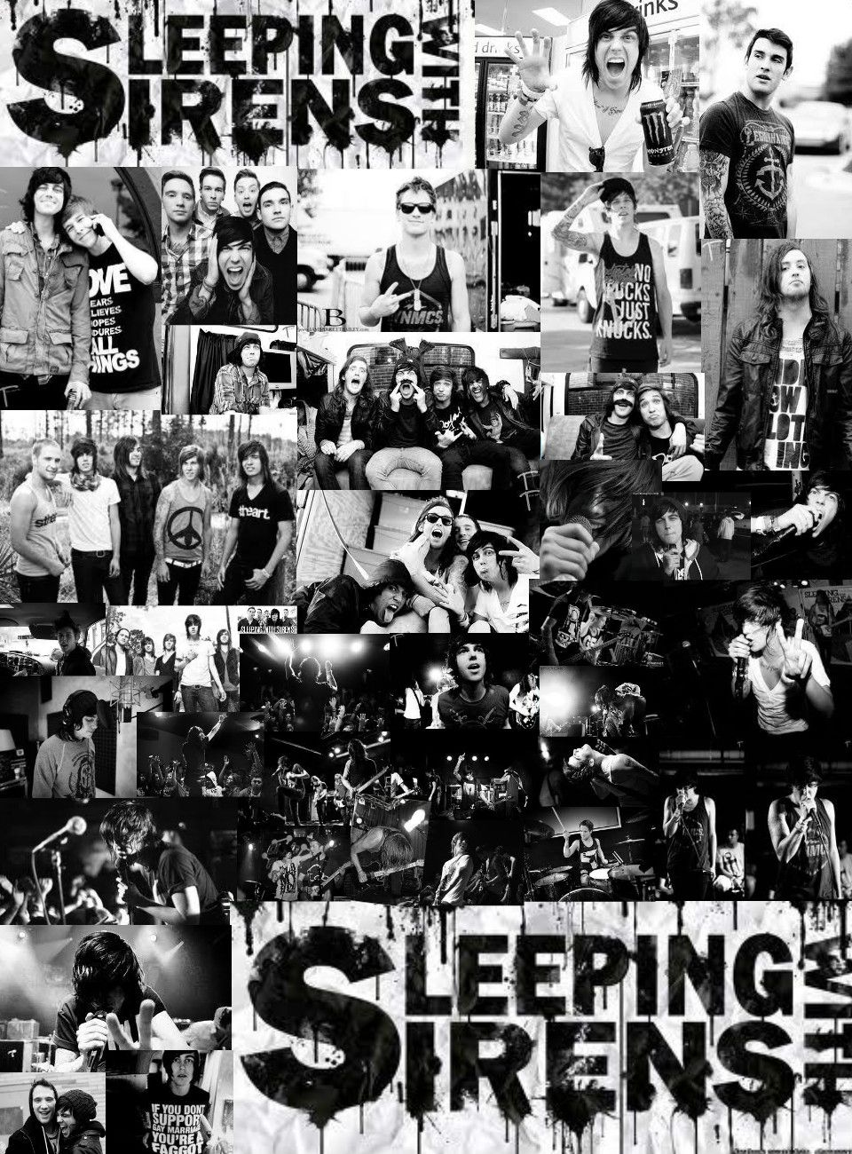 sleeping with sirens - Google Search
