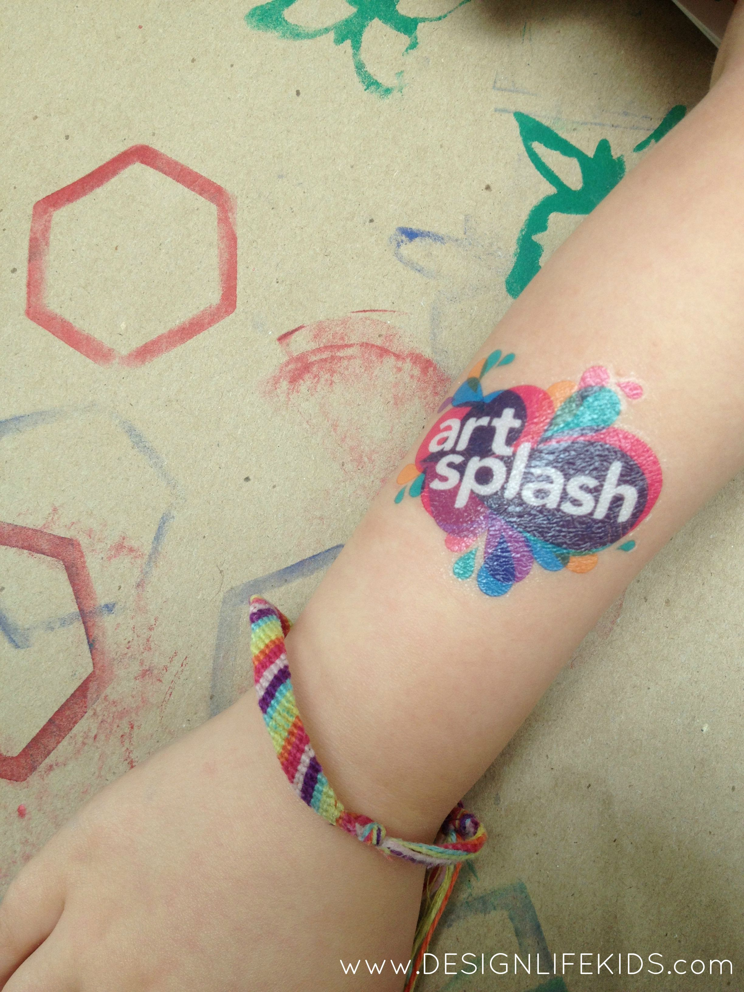 ART SPLASH at the Philadelphia Museum of Art. exhibits for families and kids at the stunning Perelman Building | on DESIGN + LIFE + KIDS