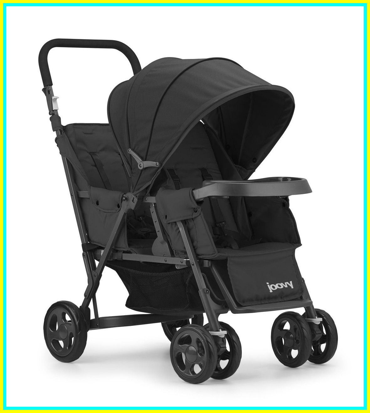80 reference of joovy double stroller sit and stand in