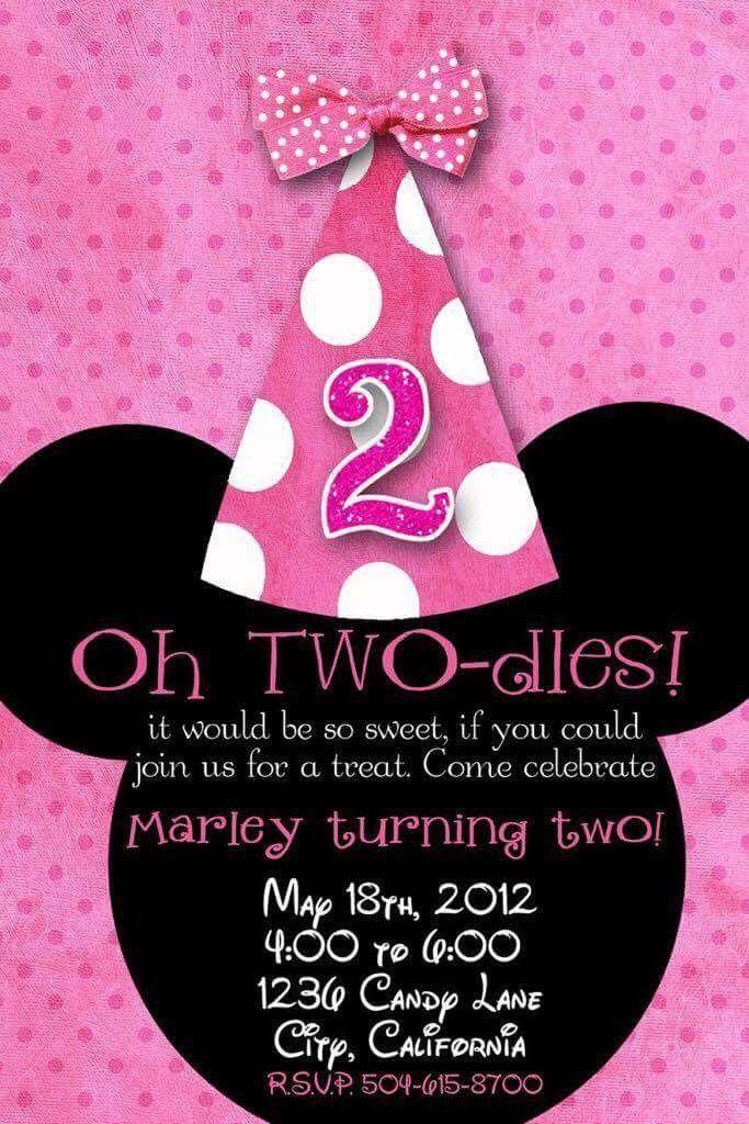 Mickey Mouse Birthday Minnie Pinata Theme Party