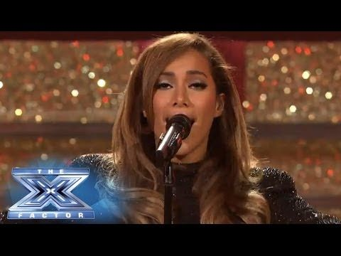 Finale Leona Lewis Returns To Perform One More Sleep The X Factor Usa 2013 Leona Lewis One More Sleep Lewis