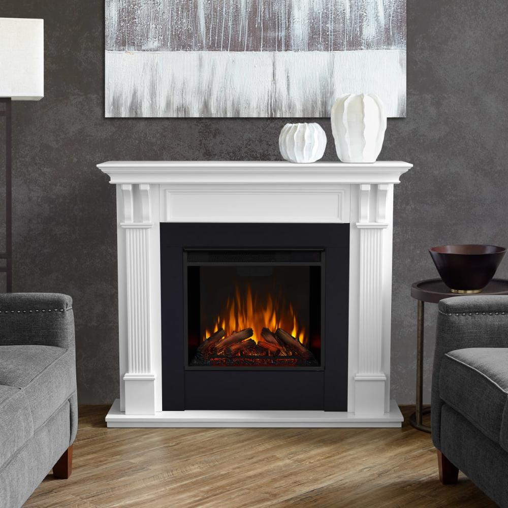 Real Flame 7100e Build Com White Electric Fireplace Electric Fireplace Home Fireplace