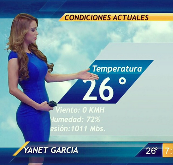 Would really nude weather girls 69