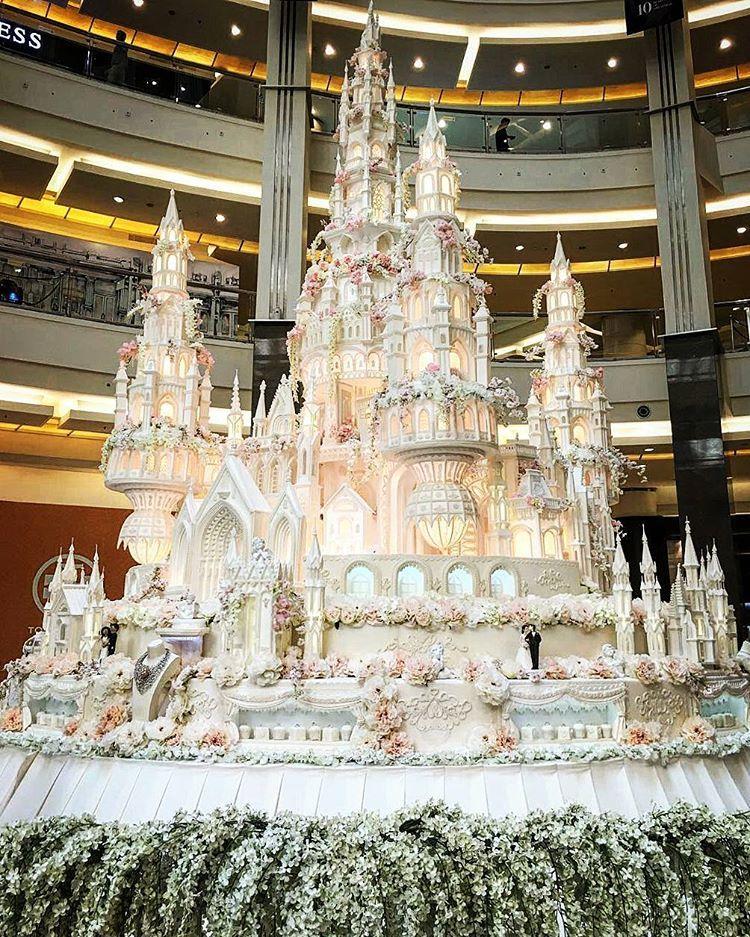 Indonesian Bakery Creates the World's Most Elaborate