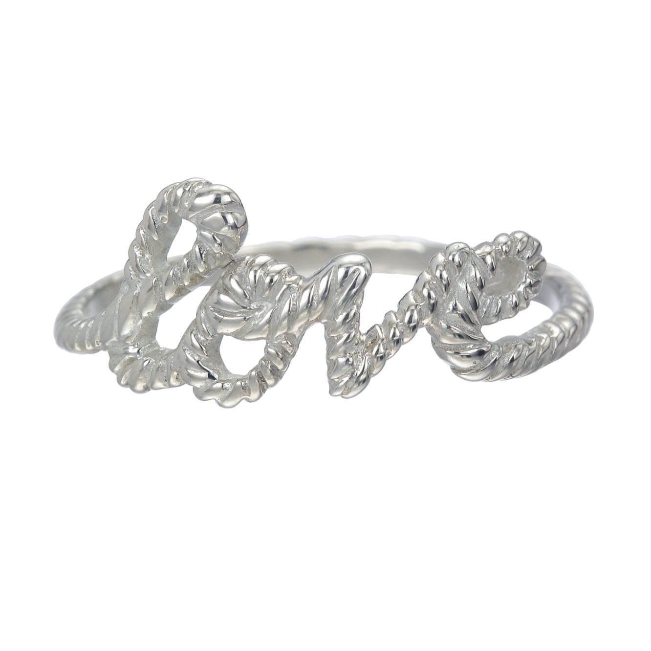 Love Lasso Ring by Zoe and Morgan