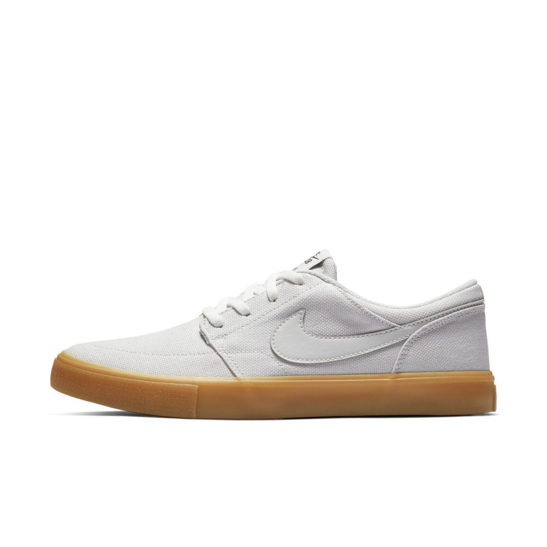 best loved 77e00 7834d Nike SB Solarsoft Portmore II Womens Skateboarding Shoe Size 9 (Vast Grey)