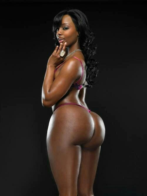 Ebony babes with big ass