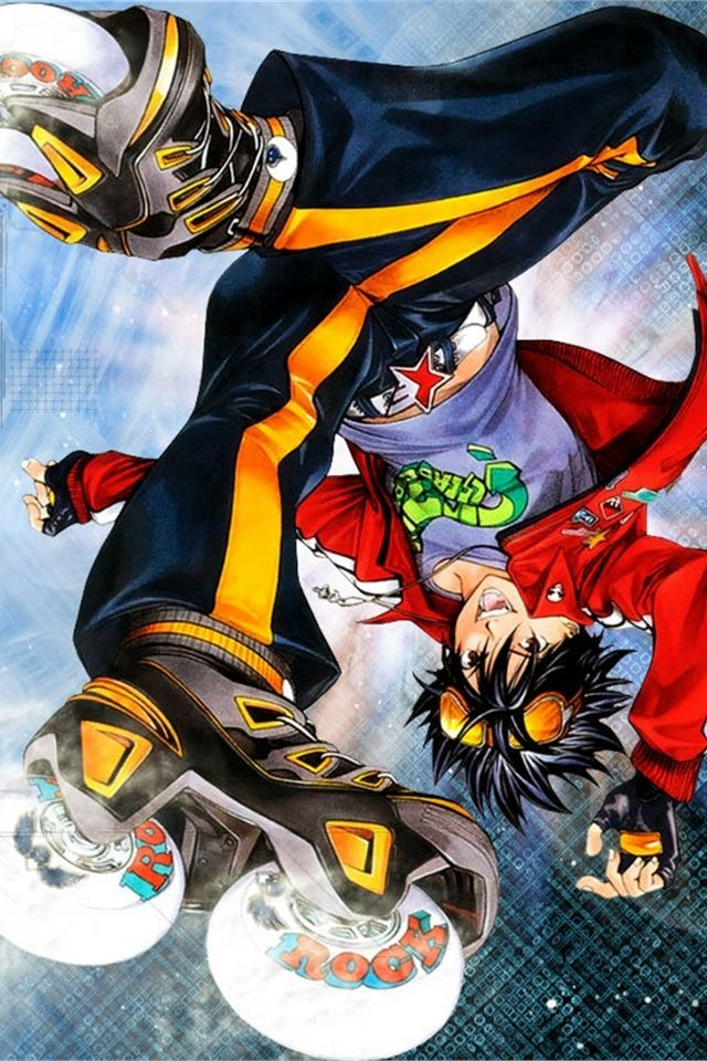timeless design 453ec 50adf ... iphone 4 anime air gear wallpaper id 614451