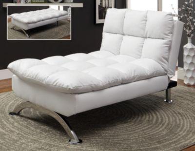 WHI U0027Sussexu0027 Lounge Chair   White   Sears | Sears Canada