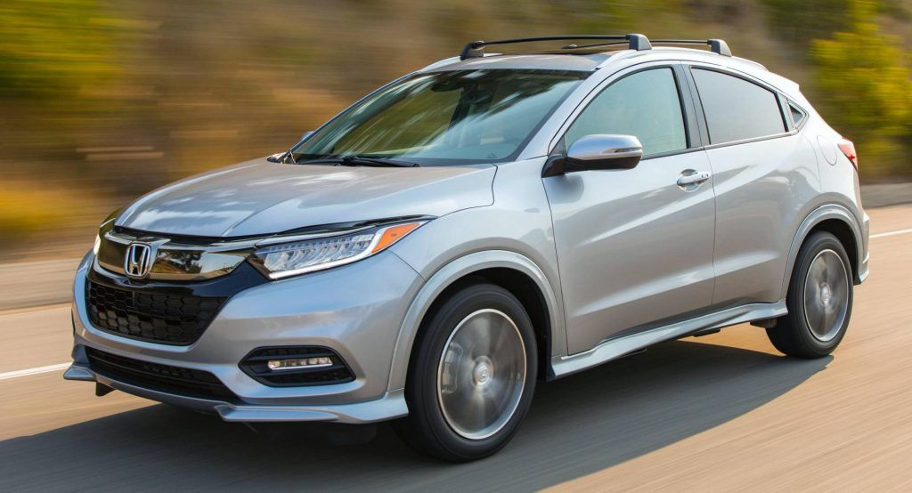 2020 Honda HRV Carries Over Unchanged Except For Higher