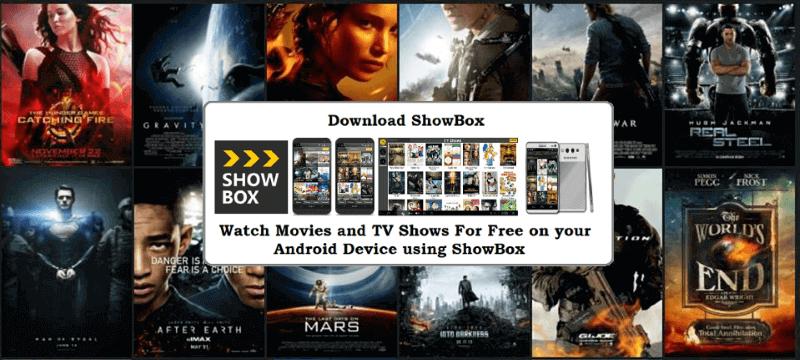 Show Box Download & Install ShowBox Latest Version Free