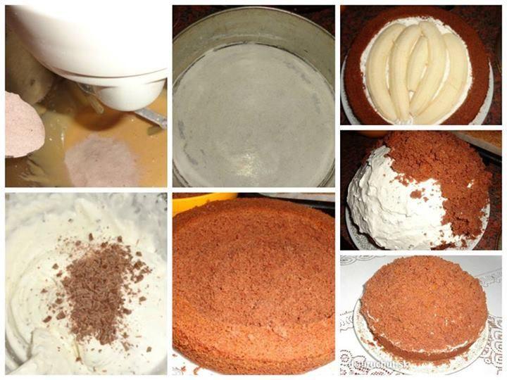 Domáca krtková torta