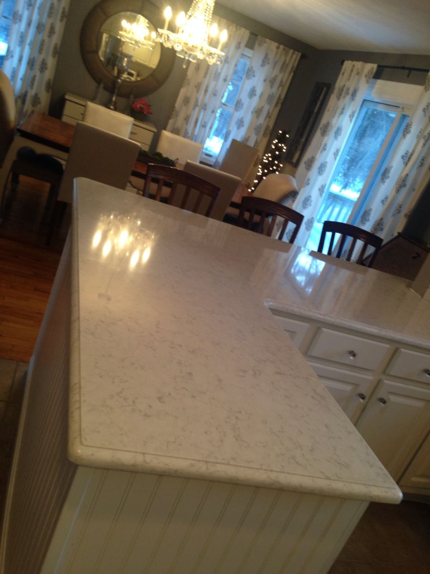 Viatera Minuet Quartz countertops | White kitchen dreams ...