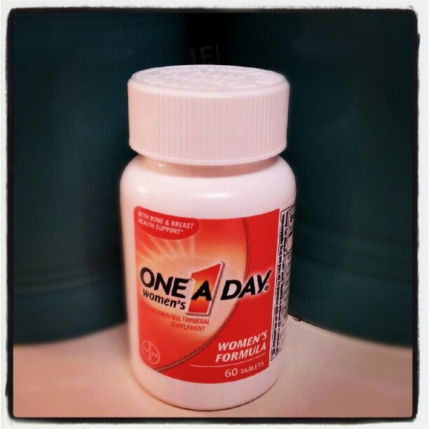 Don't forget the small things in your everyday diet! Always remember a multivitamin!
