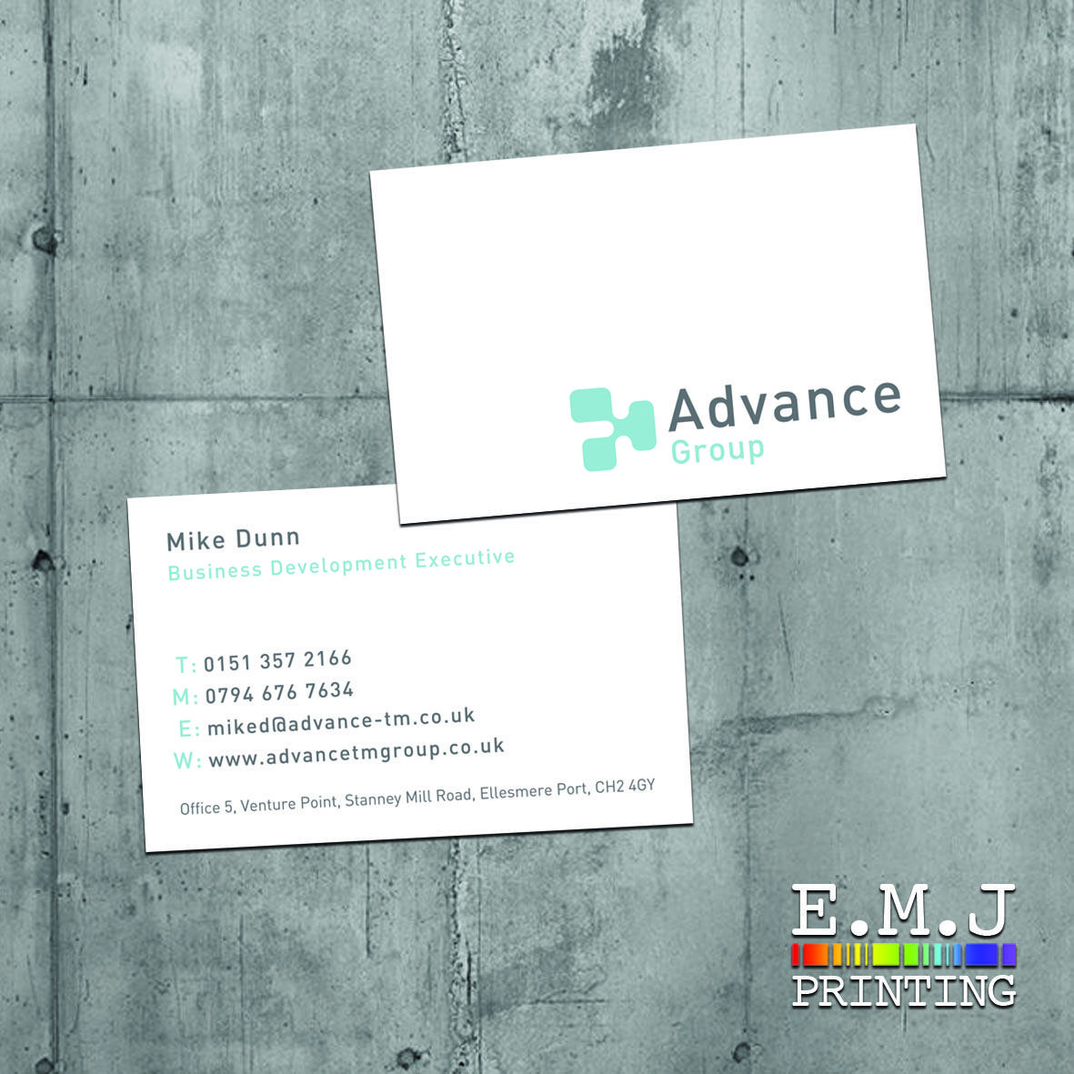Business cards designed and printed, #freedesign and #freedelivery ...