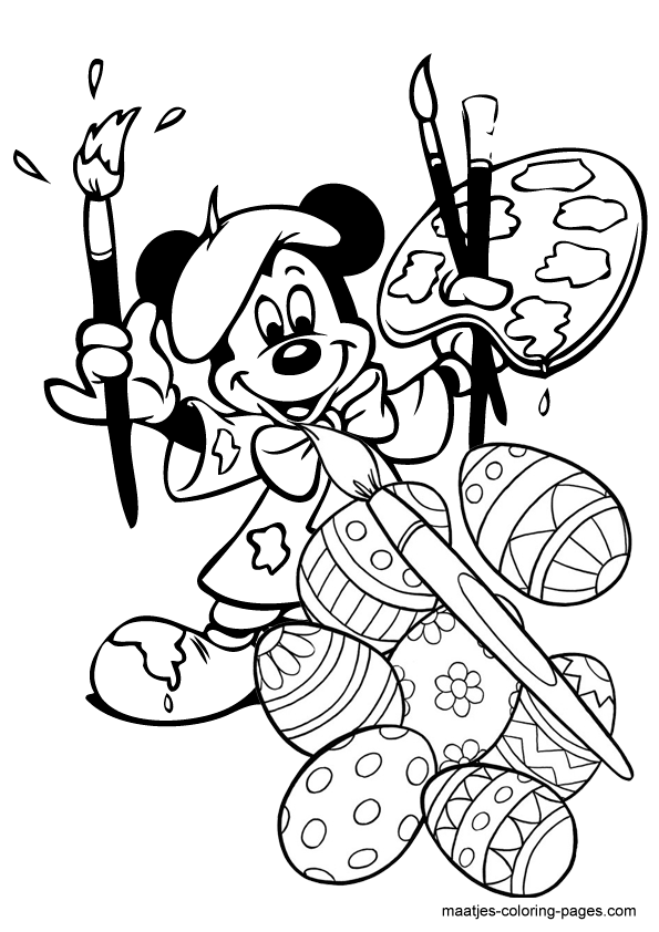 Disney Easter Coloring Pages | disney_easter_coloring_pages_005.png ...