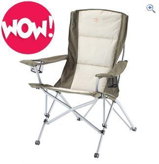 Fabulous Hi Gear Nebraska Camping Chair Olive Go Outdoors Machost Co Dining Chair Design Ideas Machostcouk
