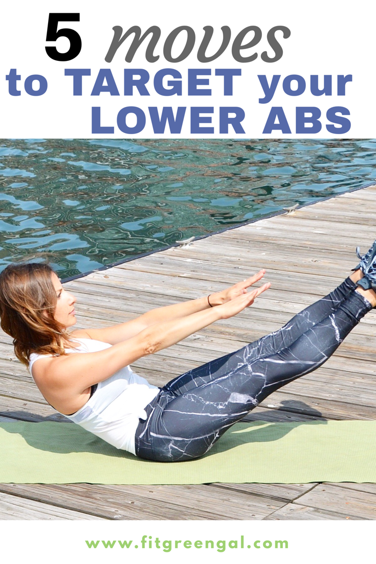 Moves that Target Your Lower Abs  Lower abs Exercises and Workout