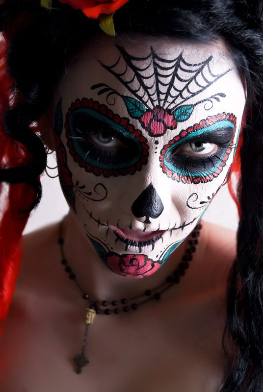 dias de los muertos face painting day of the dead face painting pinterest hennas face and. Black Bedroom Furniture Sets. Home Design Ideas