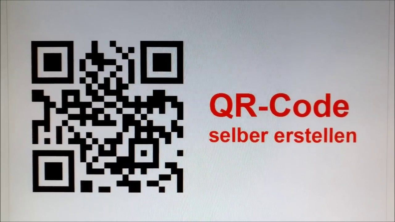 Schaukasten Tipps: QR-Code selber erstellen • Schaukasten ...