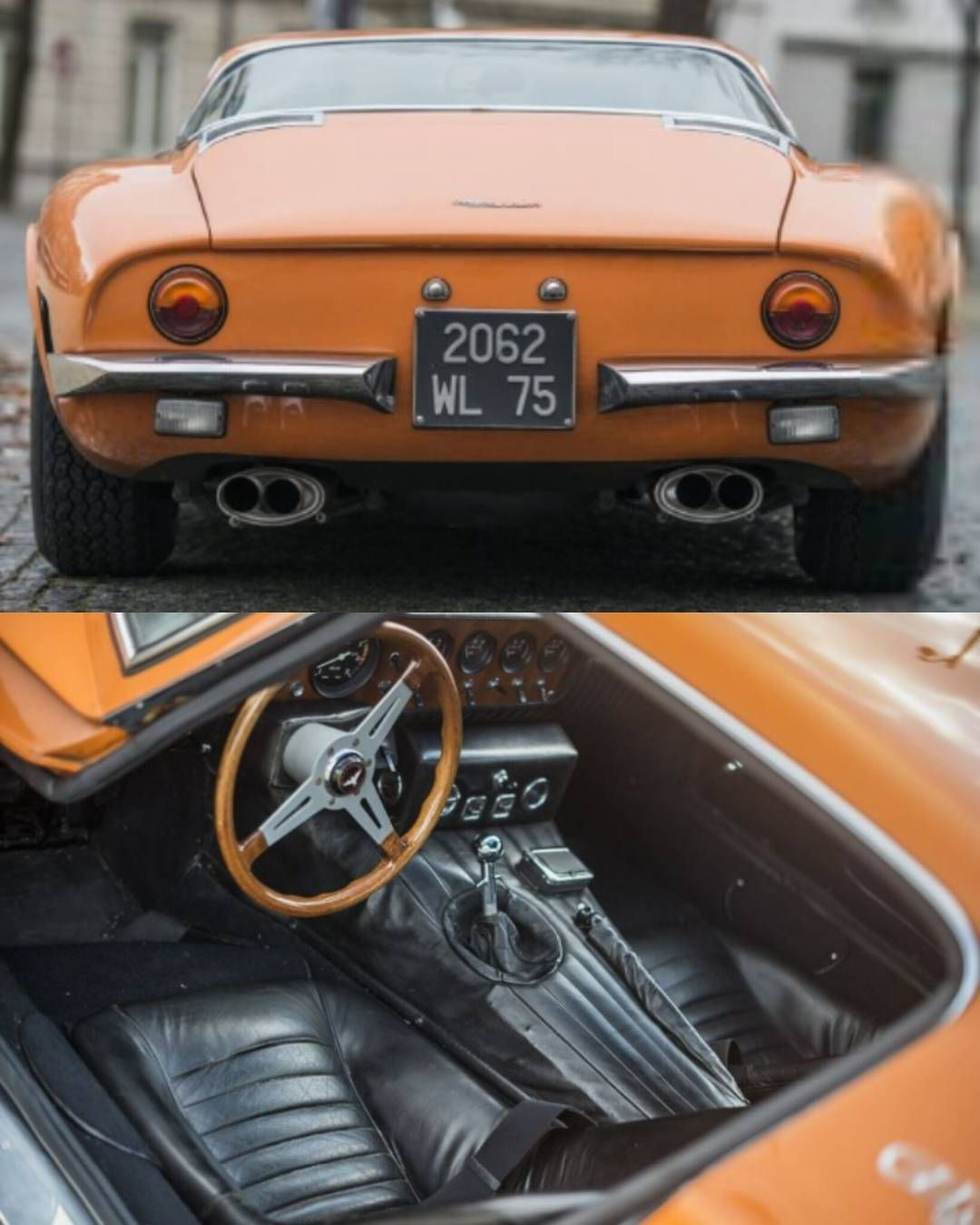 • 1968 Bizzarrini 5300 GT Strada • #italiancars #bizzarrini