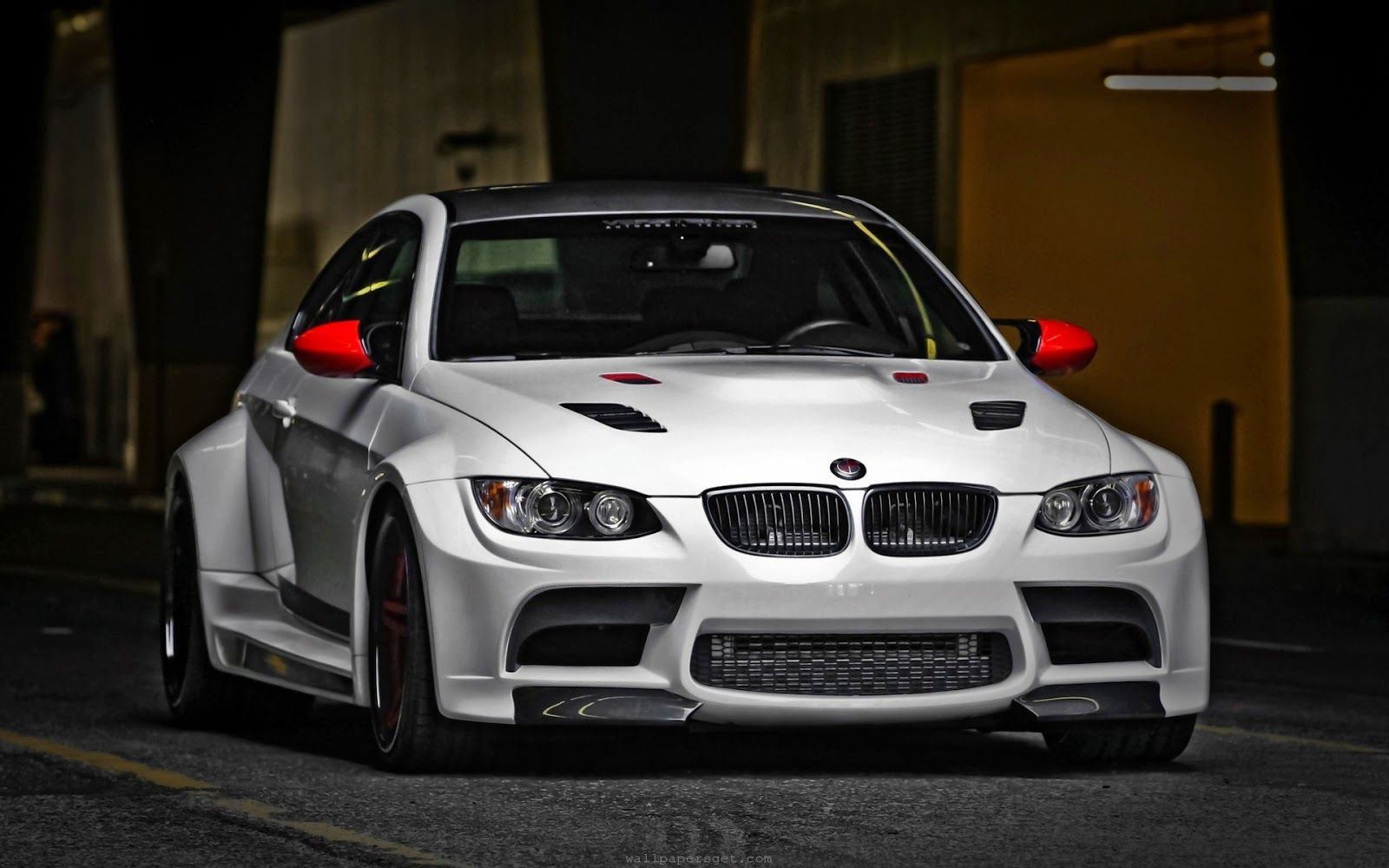 Modified bmw m 3 hd