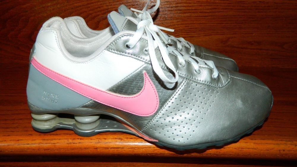 on sale 204e3 897ac Nike Shox Deliver I Run Training 317549-003 Women 8.5 Size 8   1