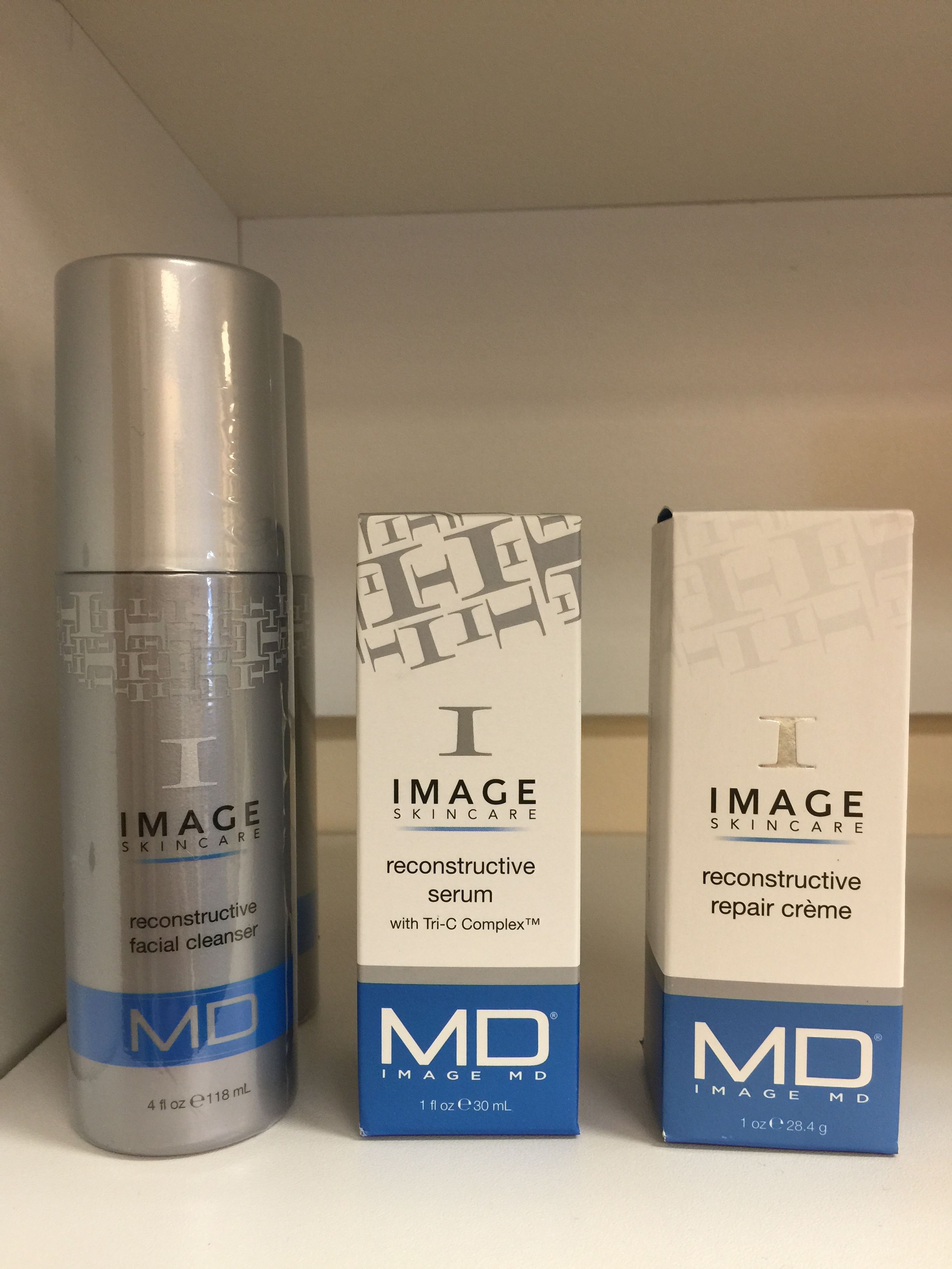 Image Md Reconstructive Facial Cleanser Is Amazing With Images Dermatology Skin Care Repair