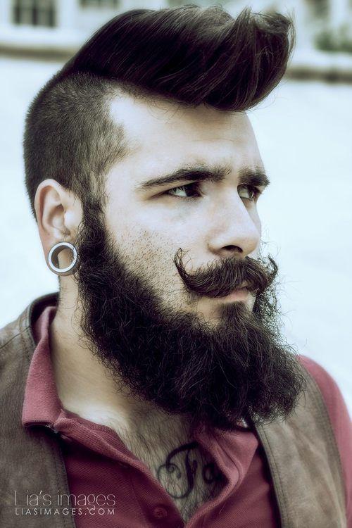 Cabello, barba, bigote y otros pelos.