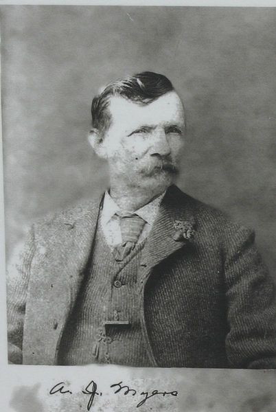 andrew jackson myers - founder of oceanside