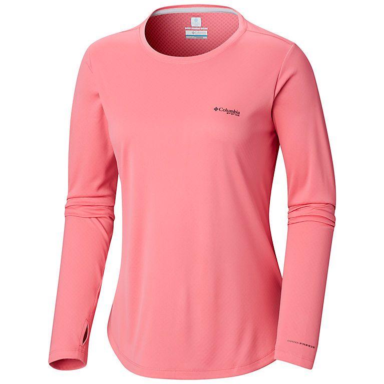 Women S Pfg Zero Long Sleeve Shirt Long Sleeve Shirts Long